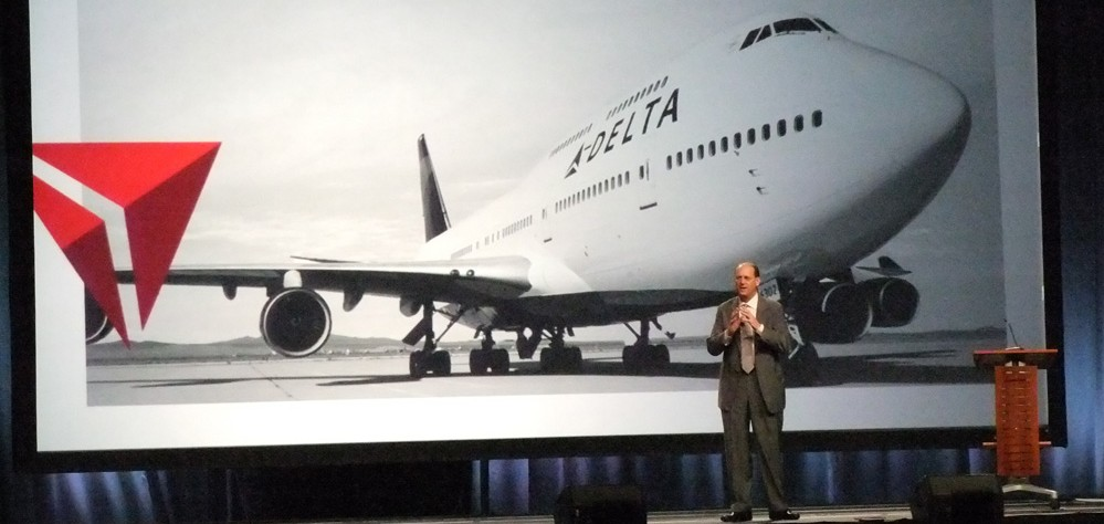 2011 Delta Air Lines Leadership Meeting