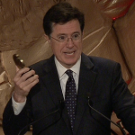 71st Peabody - Colbert Report Acceptance
